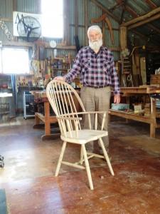 Dennis's chair