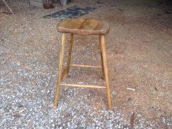Tony's stool