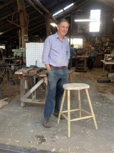 Tony stool
