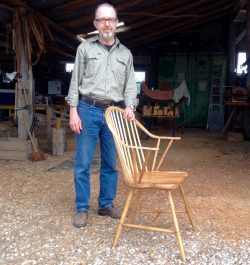 Gabriel's chair 1